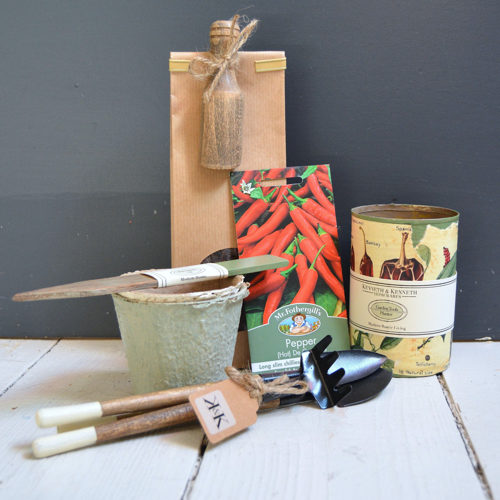 Grow Your Own Chillies Garden Gift