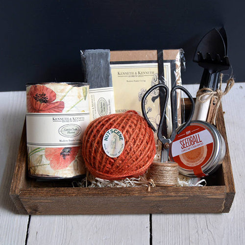 Grow Your Own Poppies Gardening Gift