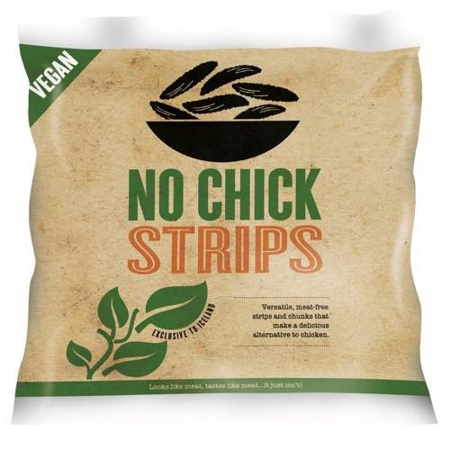 No Chick Vegan Strips