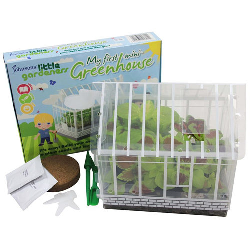 Johnson's Little Gardener's Mini Greenhouse