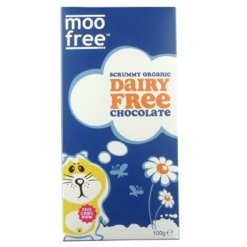 Moo Free Dairy Free Chocolate