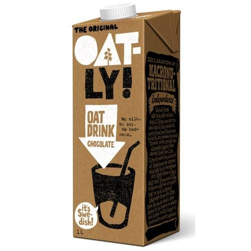 Oatly Chocolate Milk