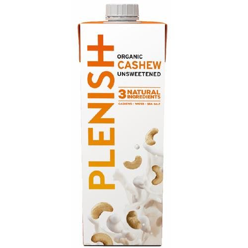 Plenish Cashew Milk