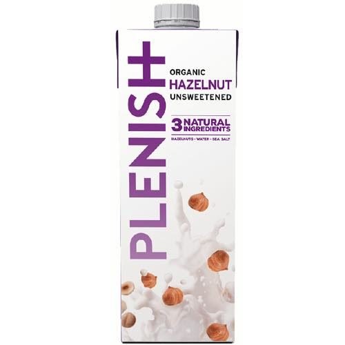 Plenish Hazelnut Milk