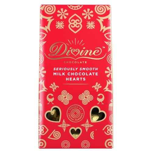 Divine Chocolate Hearts