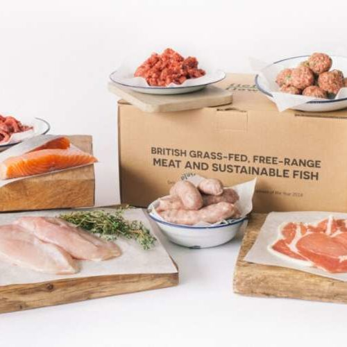 Field & Flower Sustainable Meat and Fish Boxes