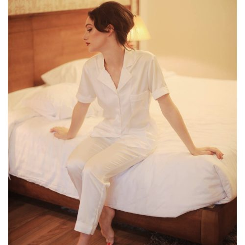 LelaSilk's Pyjama Set for Women