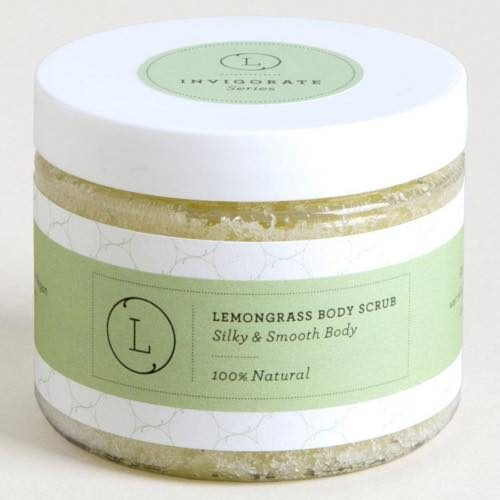 Lizush's Lemongrass Body Scrub