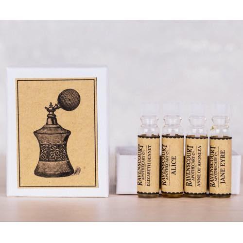 Ravenscourt Apothecary Women's Fragrance Sampler