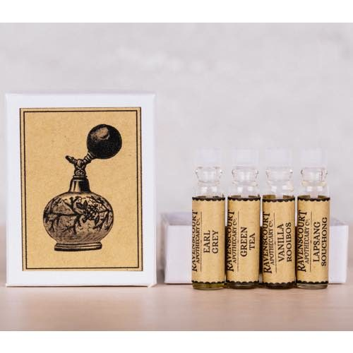 Ravenscourt Apothecary Tea Fragrance Sampler