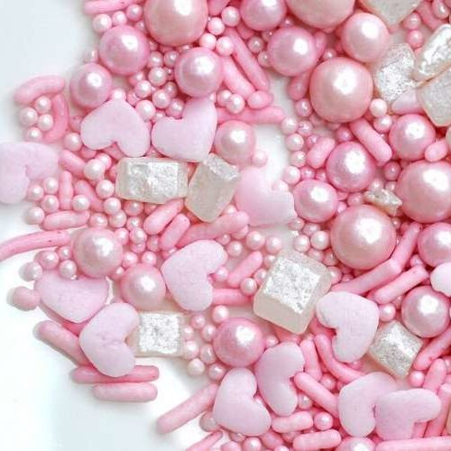 Valentine's Day Vegan  Sprinkles