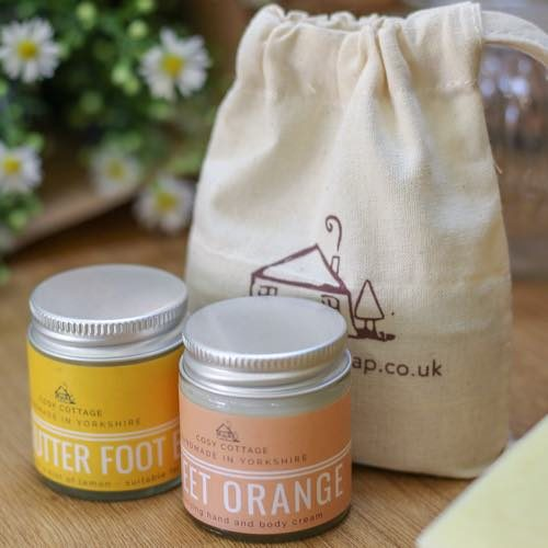 Cosy Cottage Hand Cream Duo Gift Set