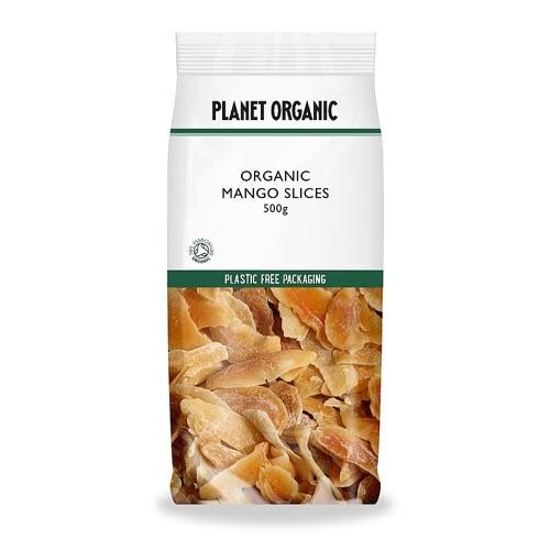 Planet Organic Mango Slices