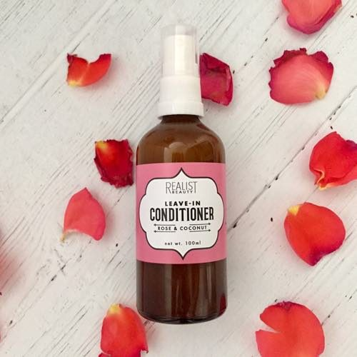 Remnant Beauty's Leave-in-Conditioner and Detangler