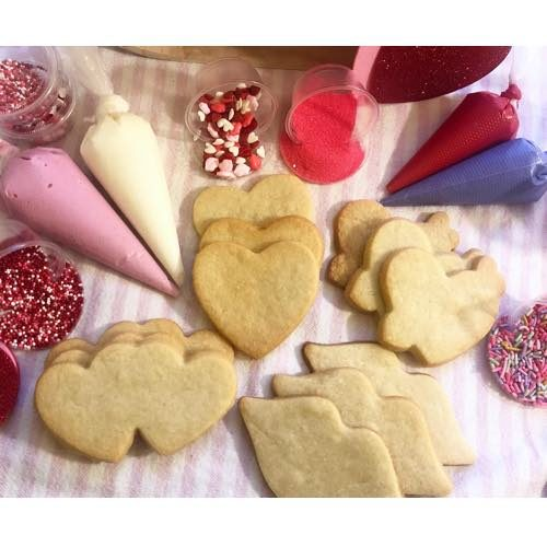 Valentine's Day Cookie Kit