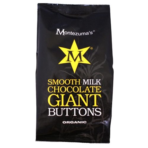 Montezuma Giant Chocolate Buttons