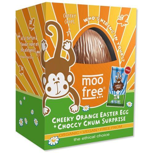Moo Free Organic & Dairy Free Chocolate Easter Eggs