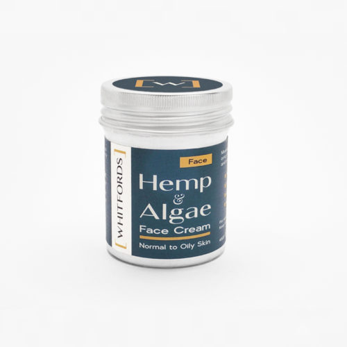 Whitfords Hemp & Algae Face Cream