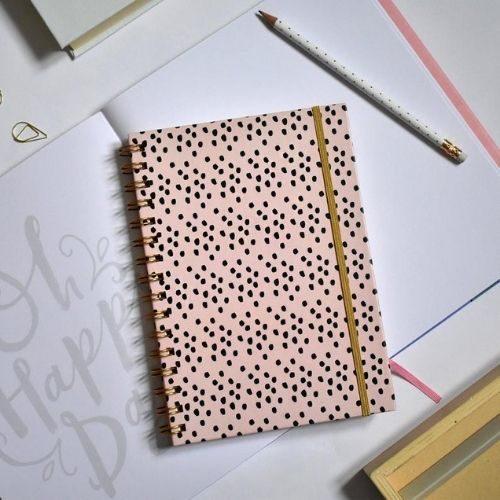 A5 FSC Certified Paper Notebook