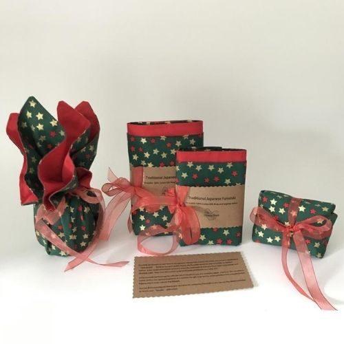 Christmas Reusable Gift Wrap