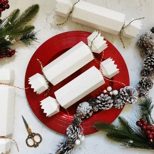 Seed Paper Plantable Christmas Crackers