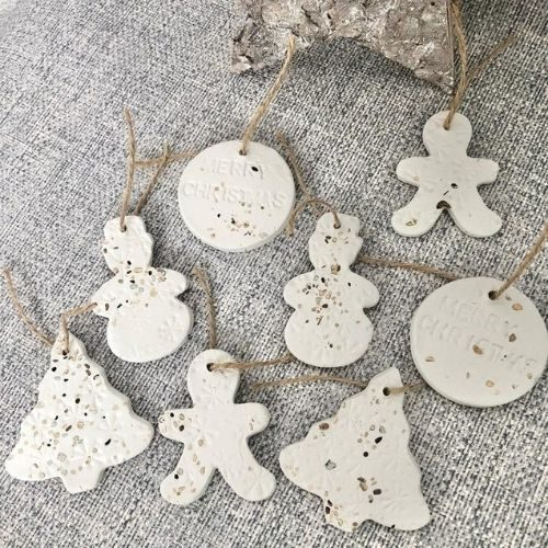 Wildflower Seed Plantable Christmas Gift Tags